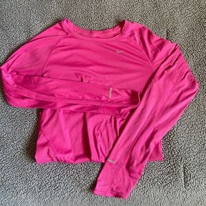 Nike Womens Compression Running Long Sleeve